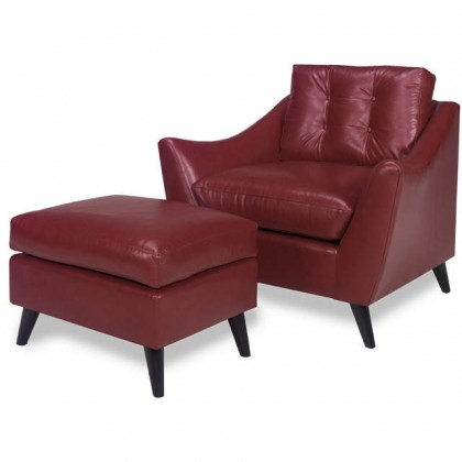 Courtney Leather Chair