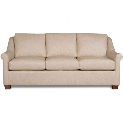 Leila Leather Sofa