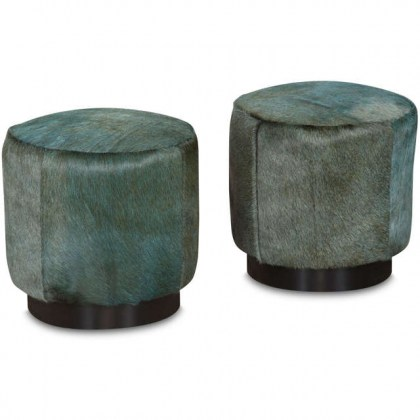 Cowhide Leather Stools