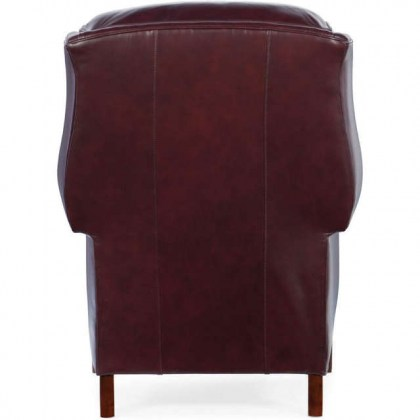 Chippendale Leather Recliner