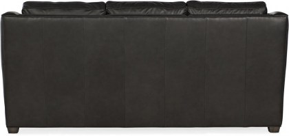 King Leather Power Reclining Sofa