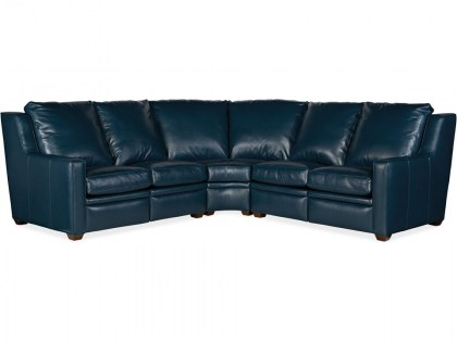 Raymond Leather Sectional