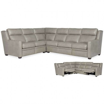 Bolton Leather Sectional