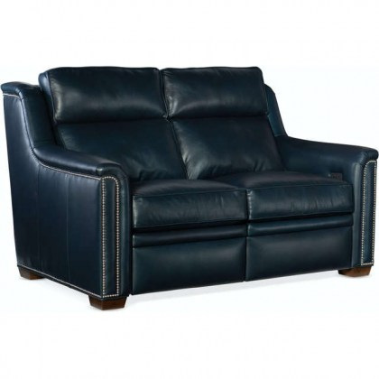 Raiden Leather Power Reclining Loveseat