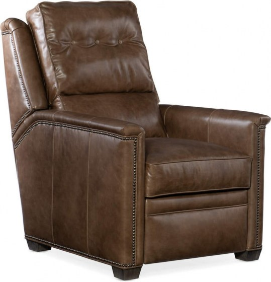 Addie Leather Recliner