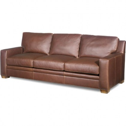 Hanley Leather Sofa