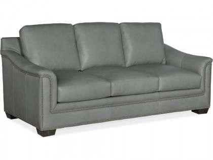 Randleman Leather Sofa Sleeper