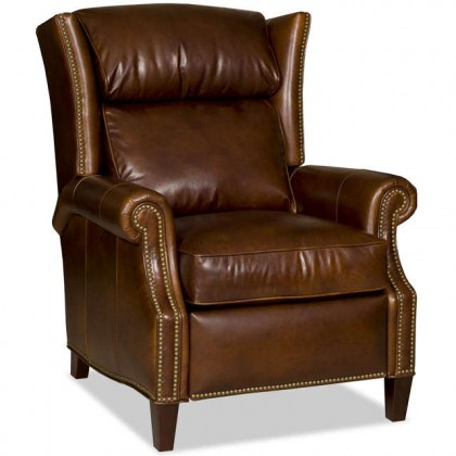 Broderick Leather Quick Ship Recliner