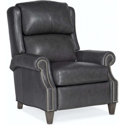 Hughes Leather Recliner