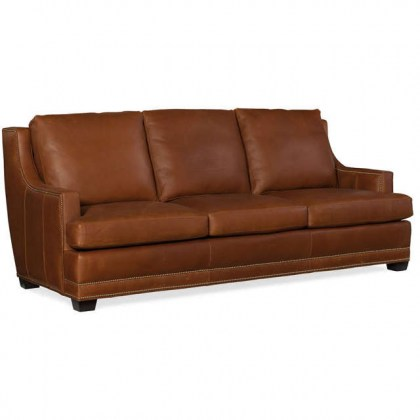 Young Leather Sofa