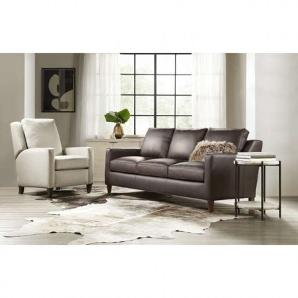 Melville Leather Sofa