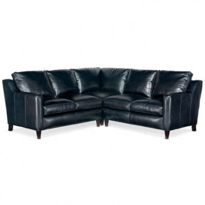 Melville Leather Sectional