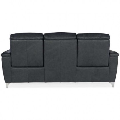 Hennigan Power Reclining Leather Sofa