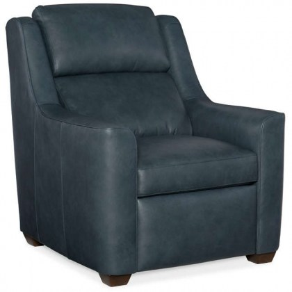 Wilshire Leather Power Recliner with Articulating Headrest