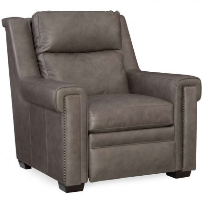 Huntsman Leather Power Recliner