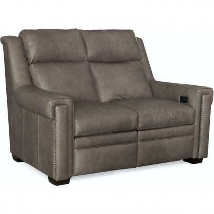 Huntsman Power Reclining Loveseat With Articulating Headrest