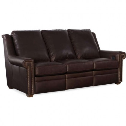 Bilbrook Leather Sofa