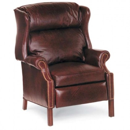 Blakely Leather Recliner - Made in the U.S.A.