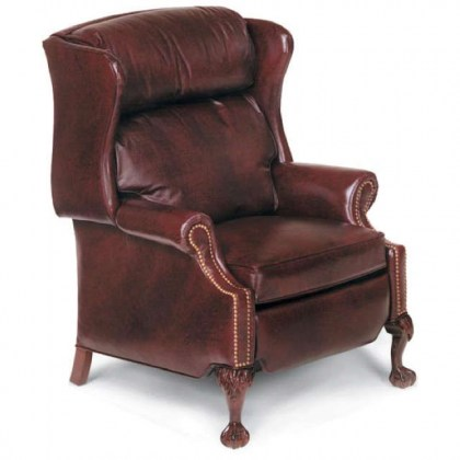 Forrest Leather Recliner - Made in the United States