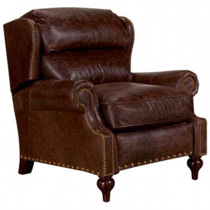 Kings Leather Recliner