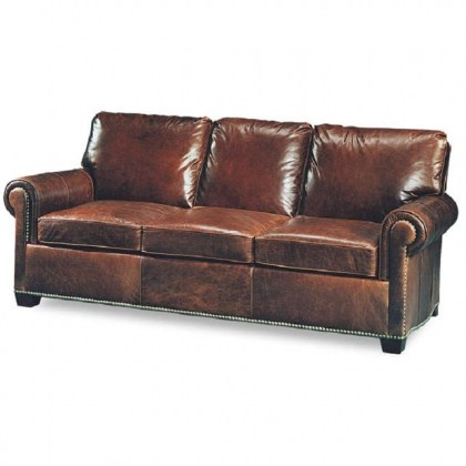 Robinson Leather Sofa