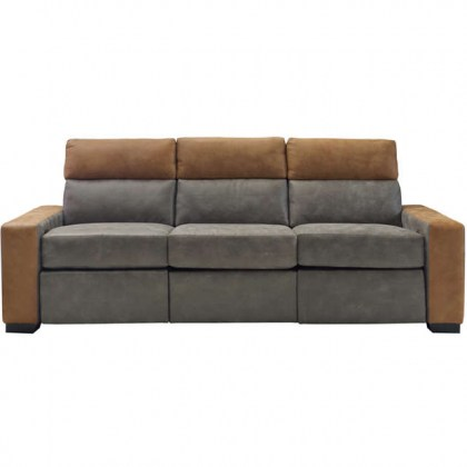 Paxton Leather Power Reclining Sofa