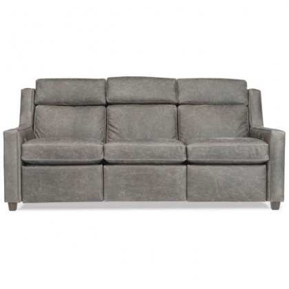 Oasis Leather Power Reclining Sofa