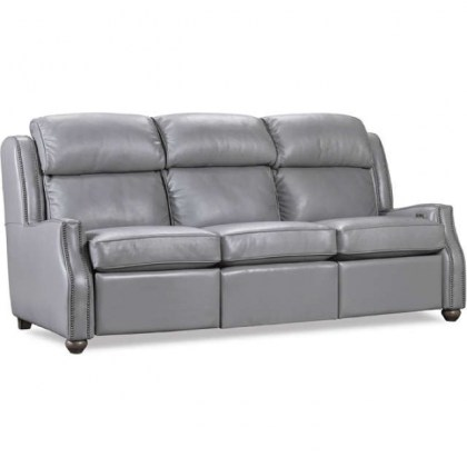 Enzo Leather Power Reclining Sofa