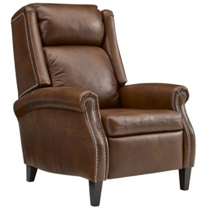 Pappy Leather Recliner