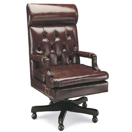 Judges Leather Executive Chair