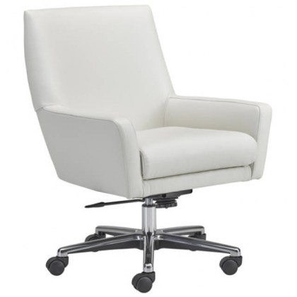 Kenny Leather Office Chair