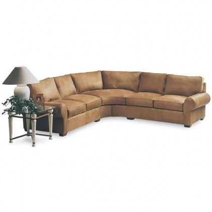 Sheridan Leather Sectional