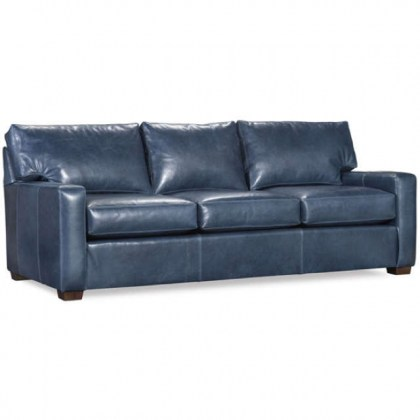 Bayview Leather Sofa