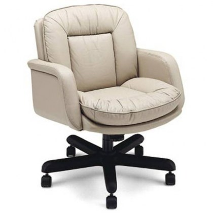 Huffman Leather Office Chair