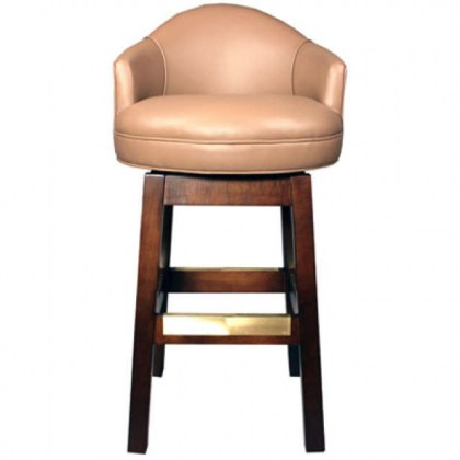 High Quality Leather Bar Stool