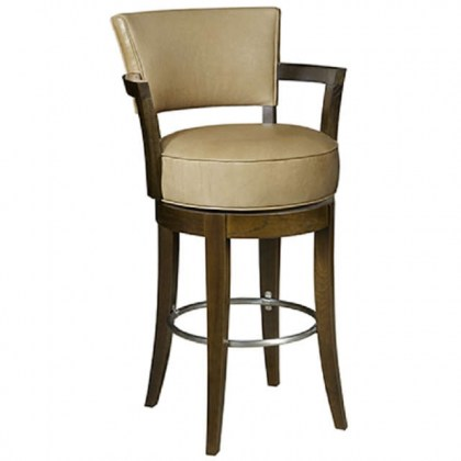 Wells Swivel Bar Stool
