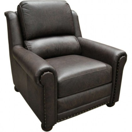 Zara Leather Power Recliner with Articulating Headrest