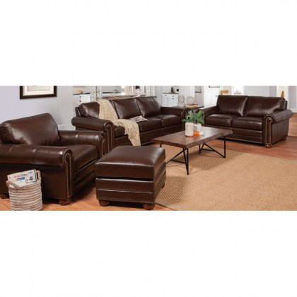 Athens Leather Group - In Stock Leather Furniture