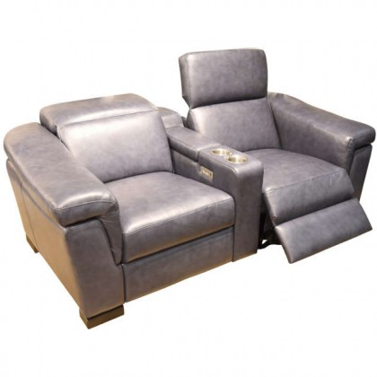 Ponza Reclining Home Theater Seating