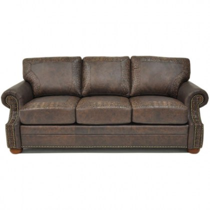 Fargo Leather Sofa