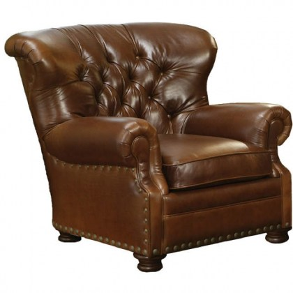 Britannia Leather Chair