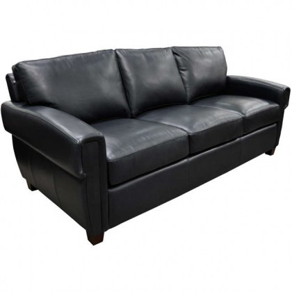 Brookside Leather Sofa
