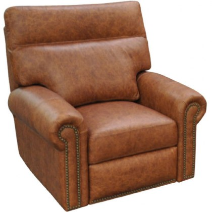 Campbell Leather Reclining Chair