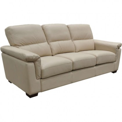 Capriana Leather Sofa - In Stock