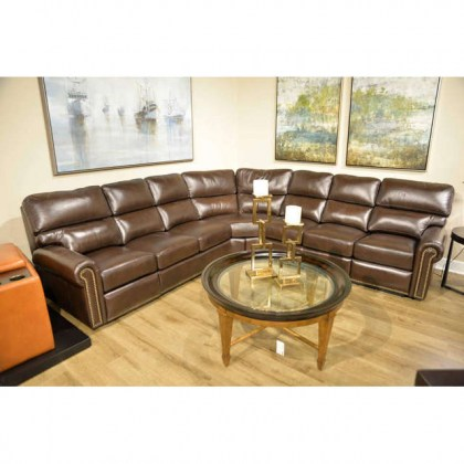 Carlton Reclining Sectional