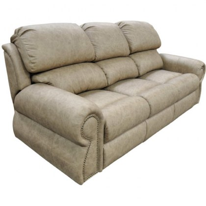 Cortina Leather Reclining Sofa