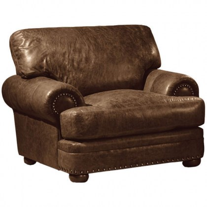 Dallas Leather Chair