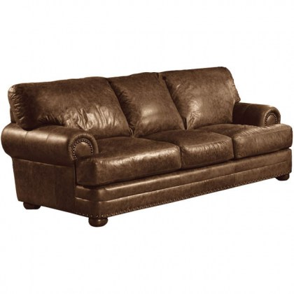 Dallas Leather Sofa