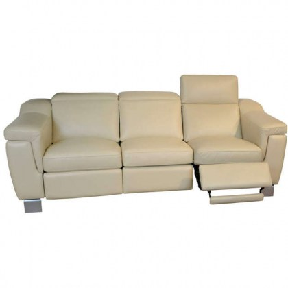 Delano Power Reclining Sofa With Articulating Headrest