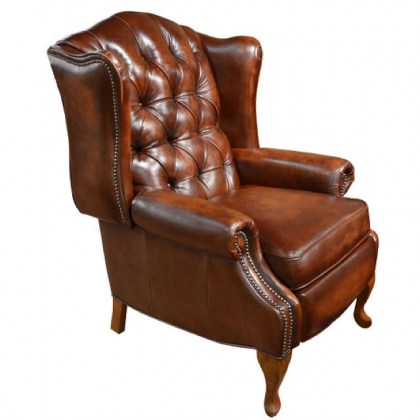 Elizabeth Leather Recliner